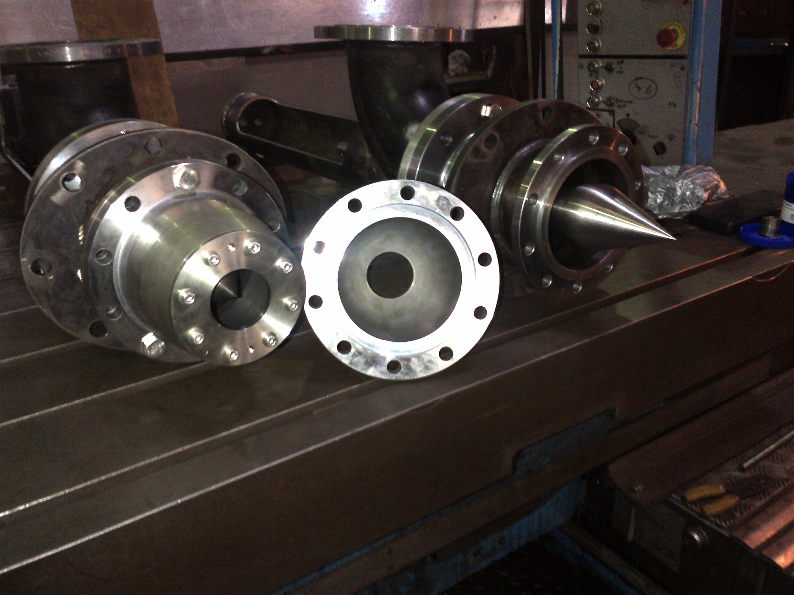 spear valves in production